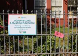 quarantine week 3 - 112 homer plessy school signs
