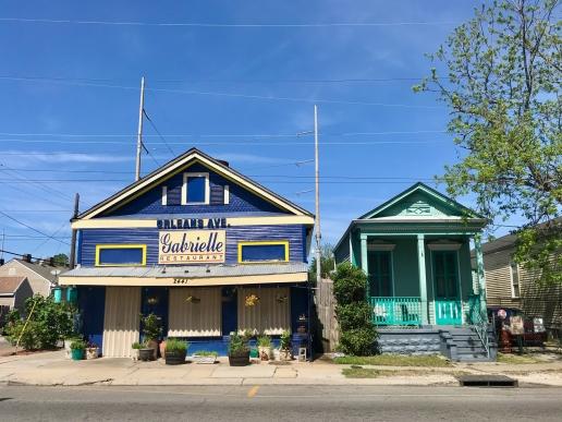 quarantine week 3 - 15 gabrielle restaurant closed