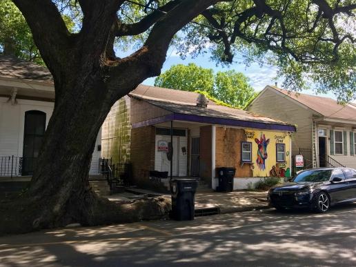 quarantine week 3 - 28 central city giraffe snowball shack