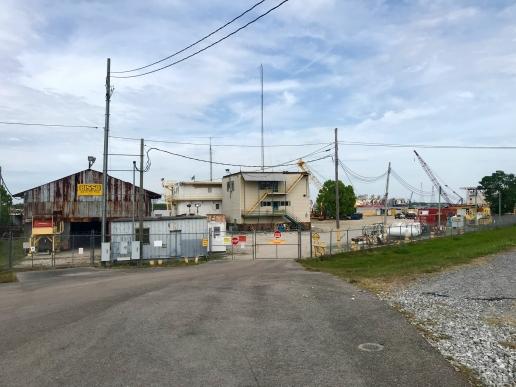 quarantine week 3 - 38 bisso marine salvage yard