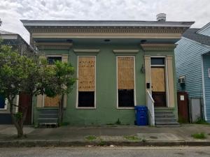quarantine week 3 - 46 shuttered st phil st house