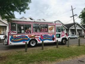 quarantine week 3 - 49 snack truck on greenway