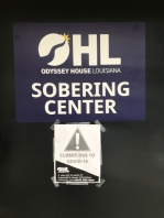quarantine week 3 - 59 sobering center closed