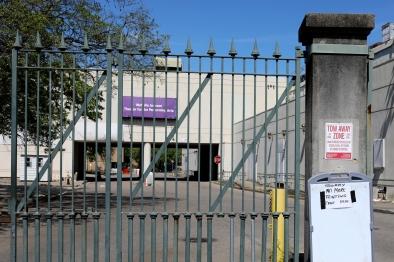 quarantine week 3 - 63 no more testing at mahalia jackson