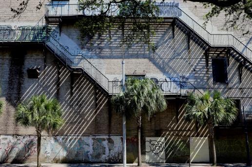 quarantine week 3 - 70 shadows on side of loews state building elk pl