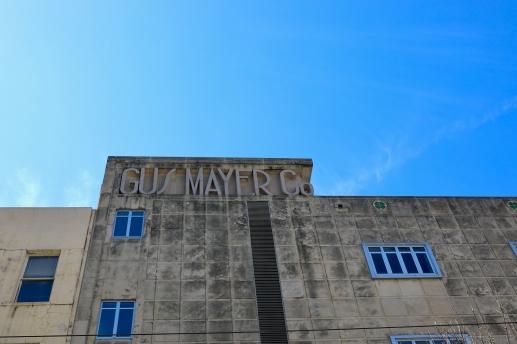 quarantine week 3 - 78 gus mayer building