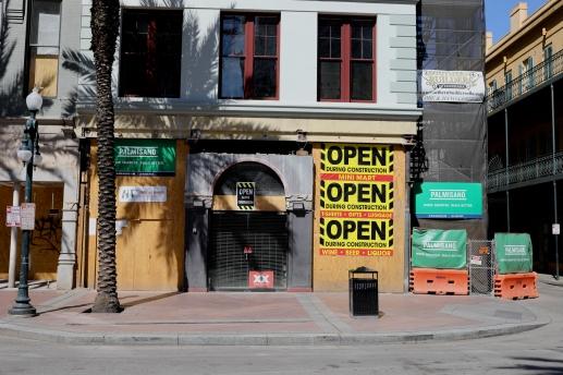 quarantine week 3 - 83 NOT open mini mart