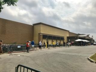 quarantine week 4 - 101 easter lineup at walmart