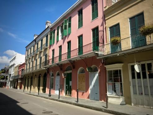 quarantine week 4 - 21 shuttered royal street