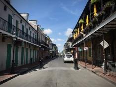 quarantine week 4 - 27 empty bourbon street