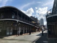 quarantine week 4 - 28 empty bourbon street