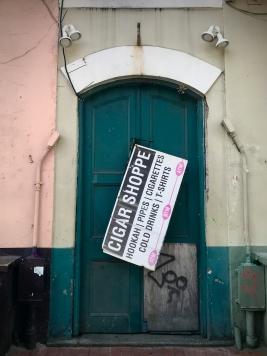quarantine week 4 - 29 closed cigar shoppe