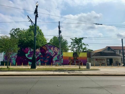 quarantine week 4 - 38 st claude murals
