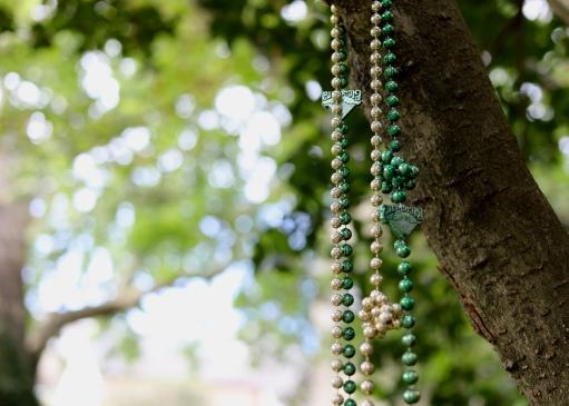 quarantine week 4 - 78 garden district cleopatra parade beads