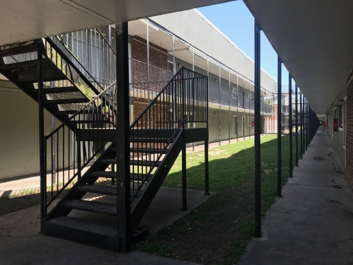 quarantine week 5 - 36 new orleans east apartment