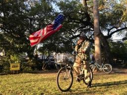 quarantineweek 5 - 11 american flag guy