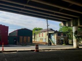 quarantineweek 5 - 4 claiborne bridge