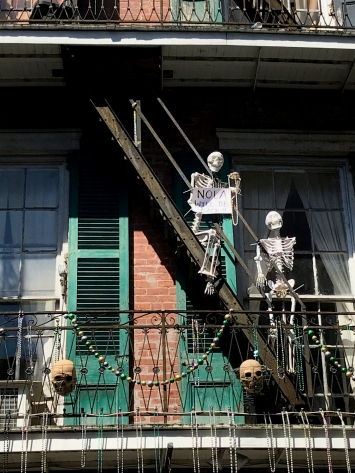 04 french quarter quarantine nola will be back skeletons