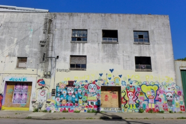 14 franklin ave mural marigny