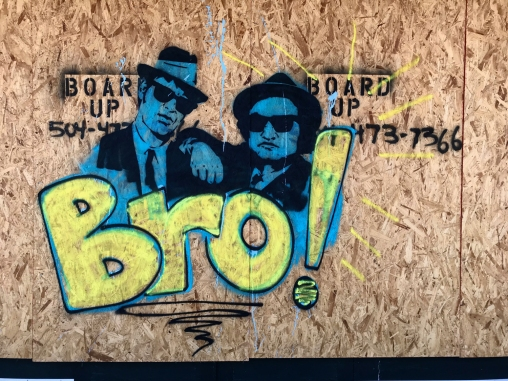 26 blues brothers bro mural frenchmen