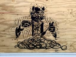 29 louis armstrong josh wingerter quarantine mural frenchmen